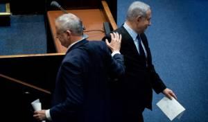 נתניהו הודיע לגנץ וריבלין: הרכבתי ממשלה