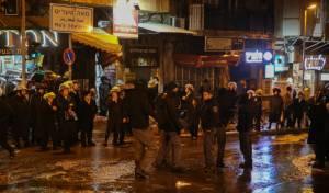הפגנה בכיכר השבת. ארכיון