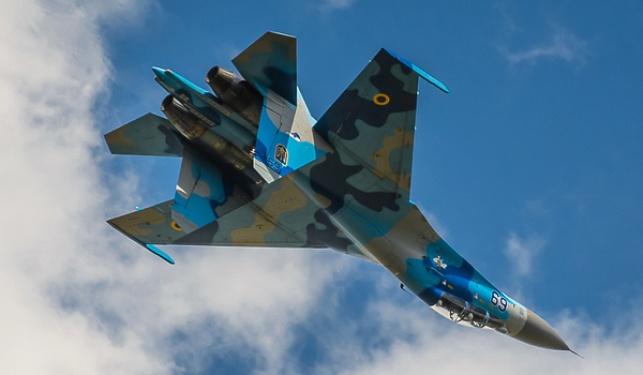 מטוס קרב אוקראיני
