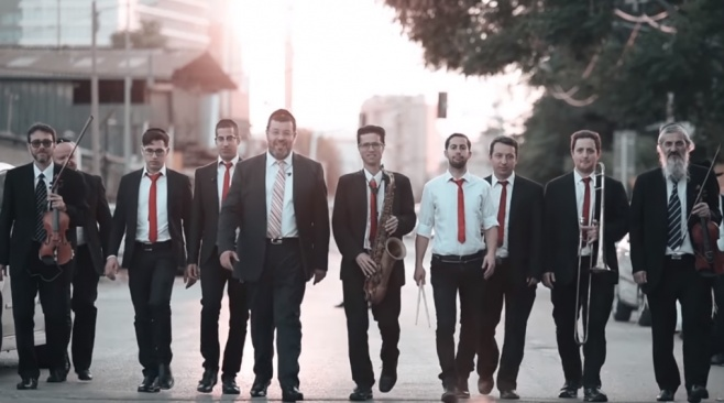 קובי גרינבוים ויהודה גלילי בקליפ חדש • צפו