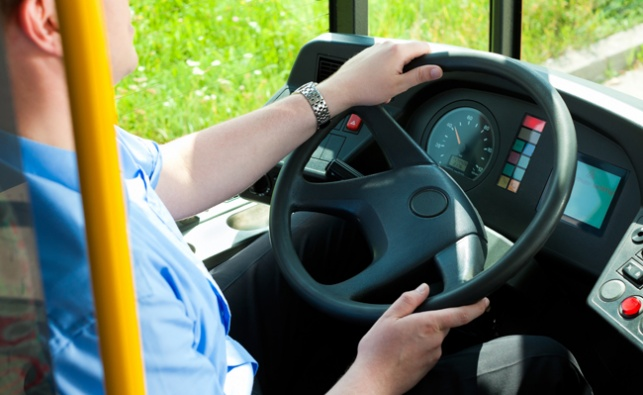 אילוסטרציה - תנו לנו לשרת אתכם / טורו של נהג אוטובוס