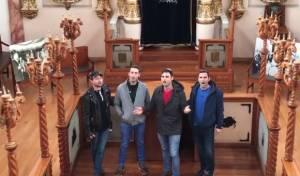 """""""לכו נרננה"""" - להקת האחים סולומון במקסיקו"""