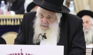 הגאון רבי שמואל ברוך דויטש