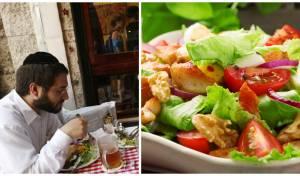 להפסיק לאכול בחוץ. גם בריא יותר וגם לחסוך. אילוסטרציה