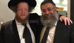 הרב סורוצקין והרב חדד