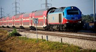 רכבת ישראל. ארכיון - עבודות הרכבת בשבת - כדי לחסוך מיליונים