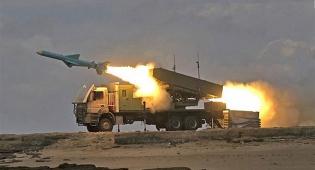 ארכיון - איראן ביצעה ניסוי בטיל שיוט מסוג 'סומאר'