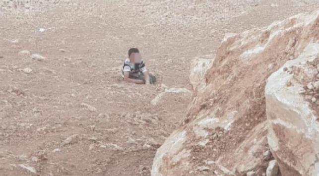 ילד חרדי נפל לוואדי בשכונת רמות - וחולץ