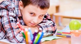 מה מסתיר ילד שמסרב לצייר?