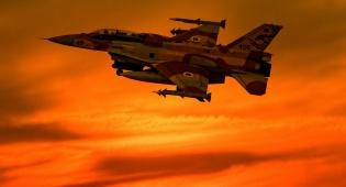 """טייס ונווט ה-F16 משחזרים: """"לא היה לנו זמן"""""""