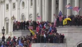 ה-4 במרץ: מיליציה תכננה לפרוץ לקפיטול