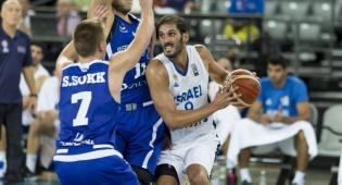 נבחרת הכדורסל של ישראל תשחק בעיצומו של ראש השנה