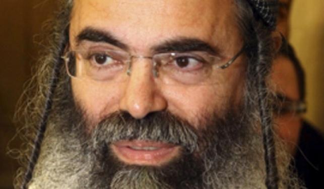 הרב אמנון יצחק (צילום: פלאש 90)