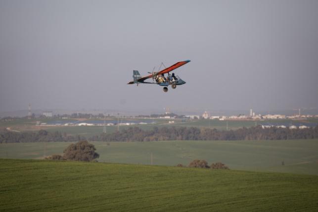 אילוסטרציה מטוס קל, ארכיון