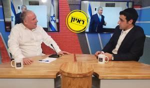 """יו""""ר הקואליציה בראיון באולפן 'כיכר השבת'"""
