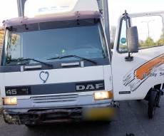 המשאית הגנובה - גנב משאית והתכוון לעשות בה פיגוע דריסה
