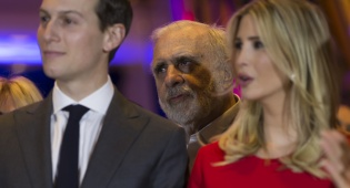 ג'ארד קושנר ואשתו איוונקה - שליח טראמפ למזרח התיכון: חתנו היהודי