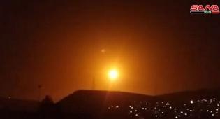 תקיפה המיוחסת לישראל בסוריה