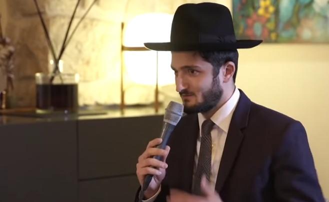 יעקב בנדיבא בביצוע אנדלוסי מרגש: אליך השם