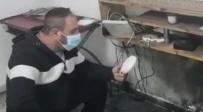 החוקר שריפות בדירה