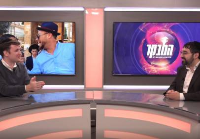 יונתן שיינפלד: 'לא תכננתי לחזור להיות זמר'