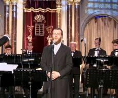 החזן יעקב למר; מתוך פסטיבל המוזיקה בקרקוב