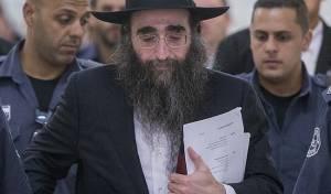 המדינה ערערה על שחרורו  של הרב פינטו