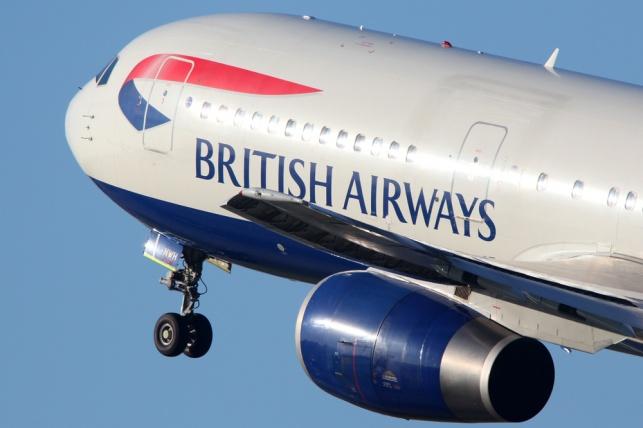 בריטיש איירוויז, אחת החברות שהודיעה על הפסקת טיסות