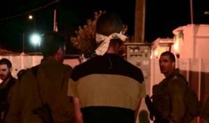 מעצר אחד הסייענים בפיגוע