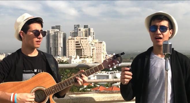 """האחים אליוף בסינגל קליפ חדש: """"השב"""""""