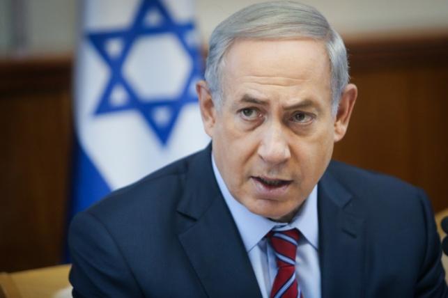 """נתניהו: """"לא נעביר מטר אחד לפלסטינים"""""""
