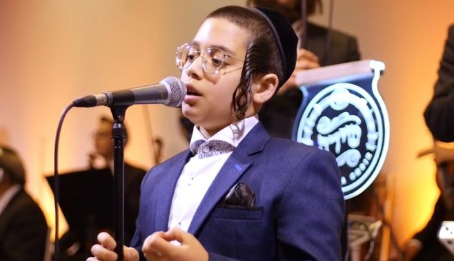 ילד הפלא מרגש בביצוע מחודש: מלאכי רחמים