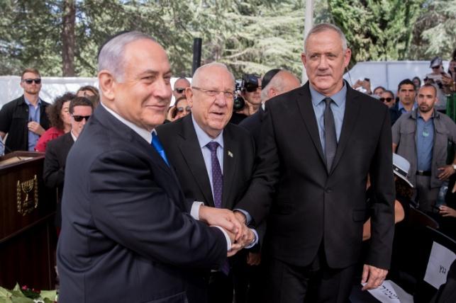 הנשיא ייפגש עם נתניהו וגנץ: תהיה אחדות?