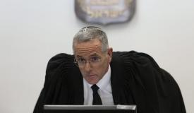 שופט בית המשפט העליון דוד מינץ הותקף