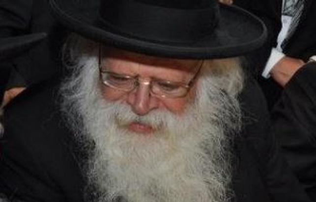 הרב בורנשטיין, החתן