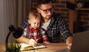 איך תעבדו מהבית כאשר ילדים מתרוצצים סביבכם?