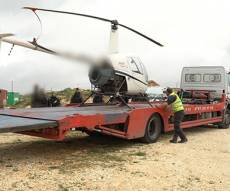 """מבצע החרמת המטוסים - הפעיל """"שדה תעופה"""" בחצר הבית - ונעצר"""