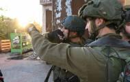 הלוחמים במצוד אחר המחבלים מעופרה