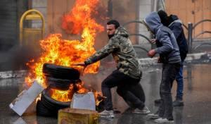 """שבת סוערת: 2 לוחמות מג""""ב נפצעו; הרוג פלסטיני רביעי"""