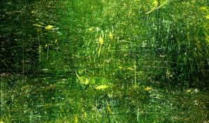 """הציור """"כי האדם עץ השדה"""" של האומן יואל תורג'מן. - ציור בשווי 30,000 דולר  נתרם למכירה פומבית"""
