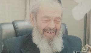 """הגאון רבי ישראל בן שלום זצ""""ל"""