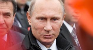 נשיא רוסיה ולדימיר פוטין - בזכות פוטין: ירקות בחינם לתושבי עיר טורקית