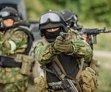 לוחמי ה-SAS - לוחמי העילית הרגו בידיים את מחבלי דאעש
