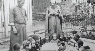 חיידר תימני בירושלים, מתוך הפרויקט
