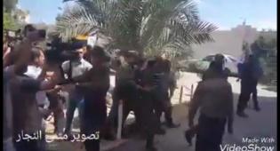אבו לילה מובל לבית המשפט בעזה - חמאס: רוצחיו של מאזן פוקהא יוצאו להורג