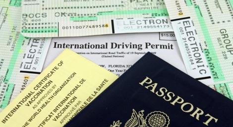 """רישיון בינלאומי - לידיעת הנוסעים לחו""""ל: מעתה חובה להוציא רישיון בינלאומי"""