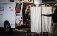 ההגעה לבית החולים מיד לאחר הפיגוע