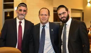 צפו בגלריה: חברי המועצה החדשים בירושלים