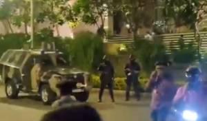 הפיגוע סמוך לשגרירות