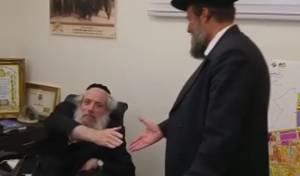 המפגש בלשכת ראש העיר - זייברט ו'שער התלמוד' מציגים: הסולחה. צפו